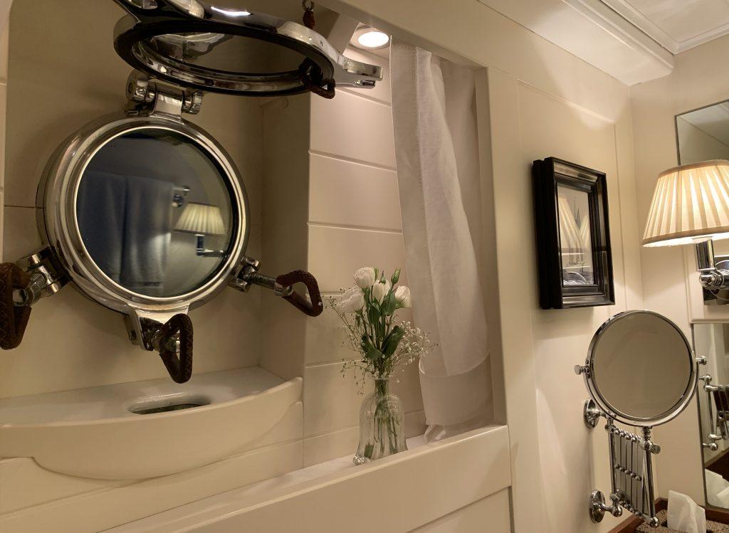 Feadship IDUNA Bathroom Master
