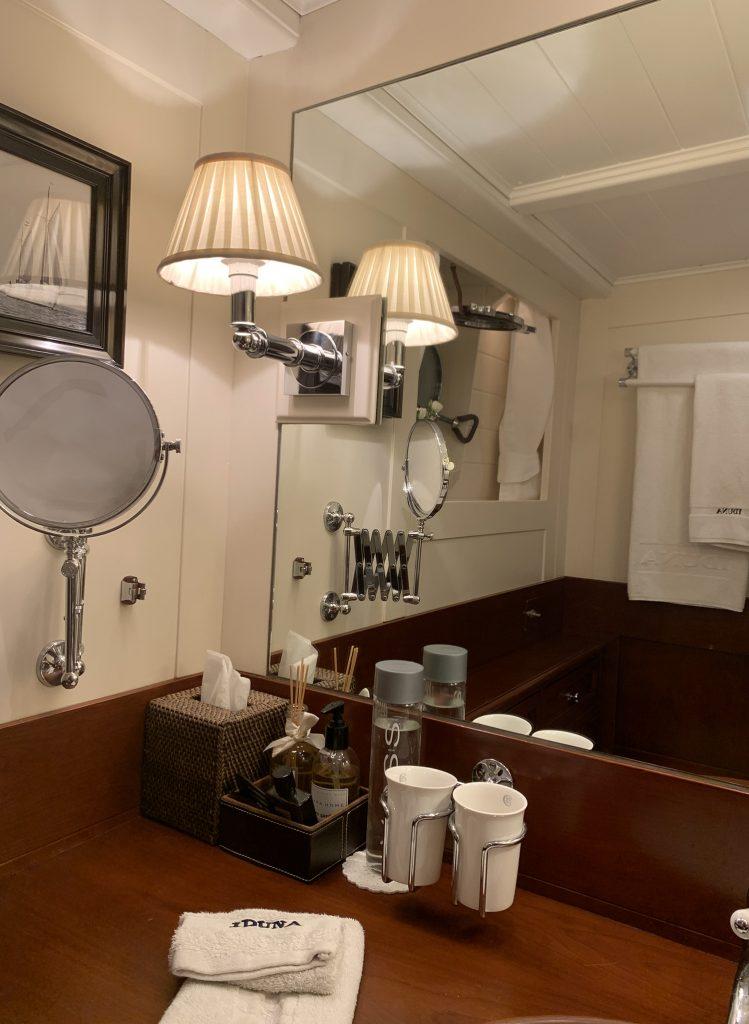 Feadship IDUNA Guest Bathroom